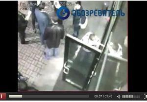 В интернете появилось видео потасовки между Луценко и Стогнием