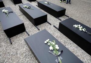 В Германии выпустили гробы для геев