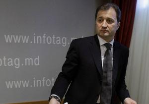 Премьер Молдовы подписал договор с Румынией без ведома врио президента