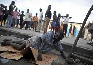 Число жертв эпидемии холеры на Гаити превысило тысячу человек