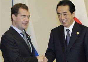 Премьер-министр Японии думает над возможным визитом на Курильские острова