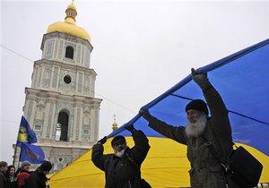 Опрос: 76% украинцев считают себя патриотами