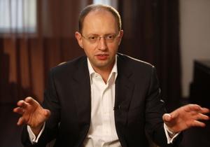 Яценюк: Полмиллиона украинцев потеряют рабочие места