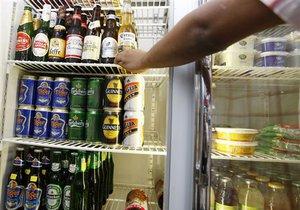 ...спирт, алкогольные напитки и сигареты, которые должны были вступить в...