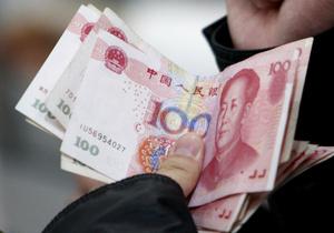 Российская биржа будет продавать китайские юани