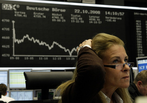 В лидерах снижения находятся акции Укрсоцбанка (-1,77%), Укртелекома (-1,29%) и Мотор Сич (-1,17%)