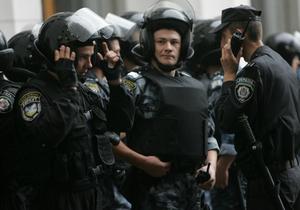 КУПР: Милиция препятствует установлению на Майдане Незалежности сцены