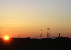 На западе Казахстана упала ступень ракеты космического назначения