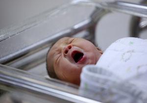В Украине растет рождаемость во всех регионах, кроме Харьковской и Днепропетровской областей