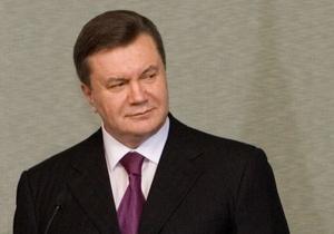 Янукович пообещал подписать закон о доступе к публичной информации