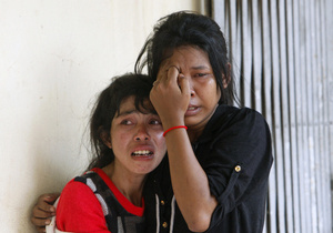 378 жертв: давка в Камбодже стала крупнейшей в мире за последние пять лет