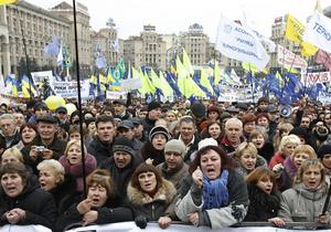ФПУ призывает Януковича прислушаться к требованиям украинцев и ветировать Налоговый кодекс