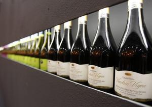 Украина значительно увеличила импорт вина