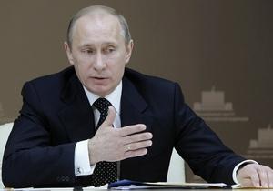 Путин: Без АЭС Германии придется за дровами в Сибирь ехать