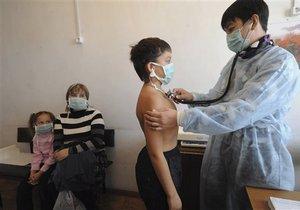 Иммунологи: Эпидемия гриппа накроет Киев через две недели