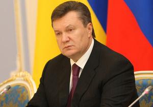 Янукович: Украина и Россия будут синхронно модернизировать свои экономики