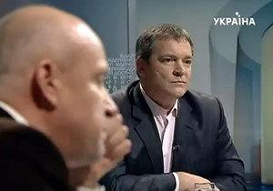 Колесниченко освистали в прямом эфире