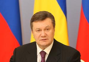 Янукович: Украина и Россия не могут договориться по разделу Керченского пролива