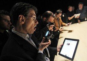 Прогнозы продаж персональных компьютеров снижены из-за планшетников