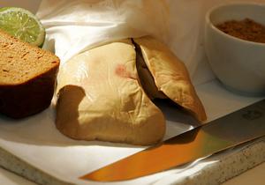 Французский фастфуд предлагает своим посетителям бургеры с фуа-гра