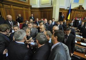 Парламент задолжал за отопление миллион гривен. Депутаты жалуются, что в Раде холодно