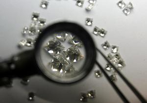 Китай занимает второе место после США в мире по импорту бриллиантов