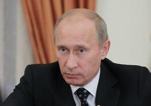 В Москве прокомментировали данные WikiLeaks о богатстве Путина