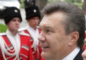 Янукович: За налоговой реформой последует пенсионная