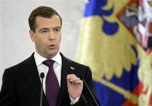 Медведев: За Катынское преступление отвечают Сталин и его приспешники
