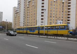 АМКУ приостановил покупку вагонов для скоростного трамвая