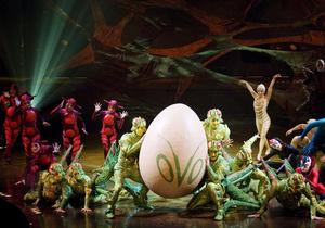 Создатель Шреков и Джеймс Кэмерон снимут 3D-фильм про Cirque du Soleil