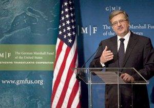 США и Польша подтвердили свои планы по развертыванию европейской ПРО