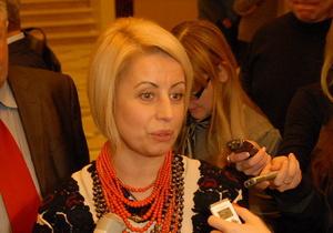 Герман: Хотела бы верить, что в следующем году Нобелевскую премию получит украинец