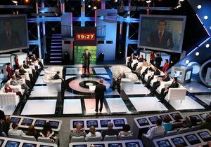Сегодня на политических ток-шоу обсудят админреформу и Wikileaks
