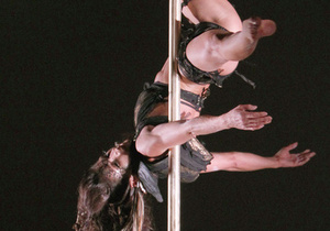Фотогалерея: Ноги вверх. В Японии прошел чемпионат мира по танцам на шесте