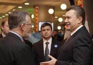 УНП: Янукович дал Табачнику