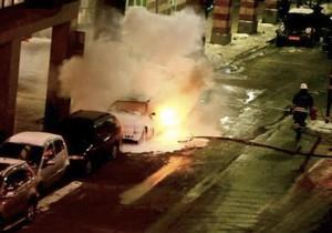 В столице Швеции произошли два взрыва
