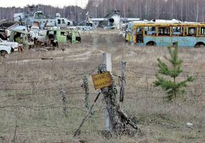 Границы Чернобыльской зоны могут изменить