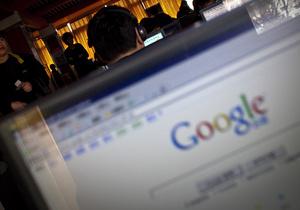 Google возглавил список самых посещаемых интернет-ресурсов в Украине