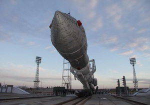 Роскосмос: Причиной падения ракеты со спутниками ГЛОНАСС стал человеческий фактор