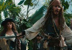 Появился первый официальный трейлер к Пиратам Карибского моря-4