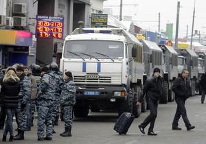 У Киевского вокзала в Москве произошла драка