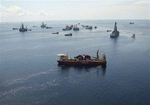Власти США подают в суд на BP за разлив нефти