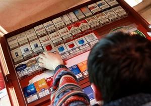 Верховная Рада разрешит рекламу алкоголя и табака для некоторых СМИ