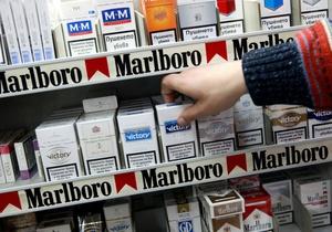 В Украине значительно выросла контрабанда табачной продукции