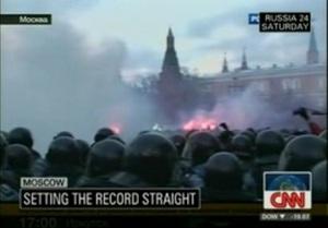 CNN извинился за сюжет, в котором выдал беспорядки в Москве за протесты на Дальнем Востоке