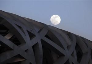 Завтра произойдет последнее в этом году лунное затмение
