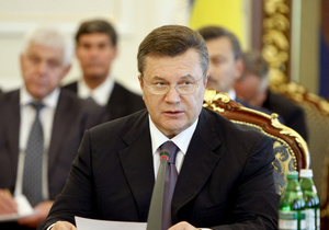 Янукович: Система здравоохранения Украины нуждается в лечении