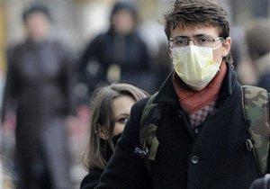 Минздрав: Украина - на пороге эпидемии гриппа