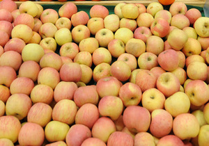 Яблоки в Украине существенно подорожали